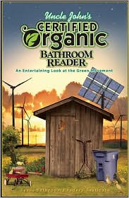 Certified Organic Bathroom Reader, Amish