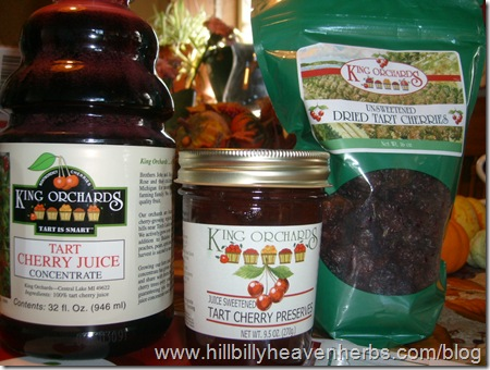King Orchards Tart Cherry Concentrate Review